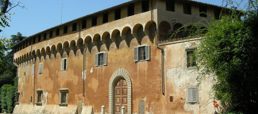II. La villa Careggi
